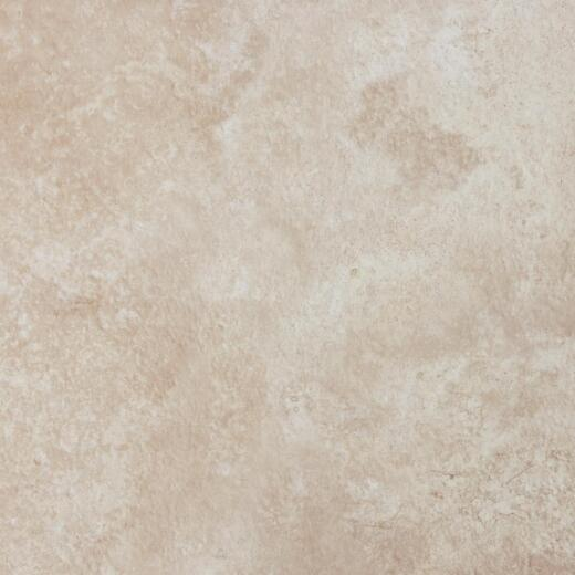 Mohawk Ovations Classic Bisque 14 In. Square DuraCeramic Floor Tile