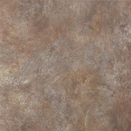Mohawk Ovations Alabaster 14 In. Square DuraCeramic Floor Tile