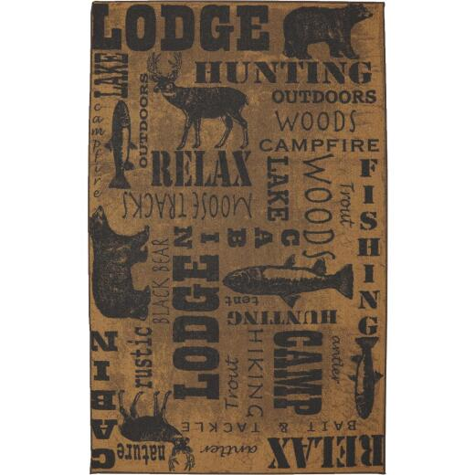 Mohawk Home Rustic Escape 5 Ft. x 8 Ft. Area Rug