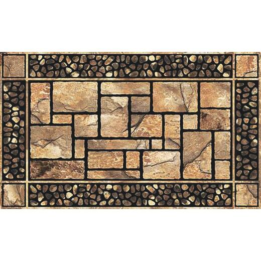 Mohawk Home 18 In. x 30 In. Patio Stone Door Mat